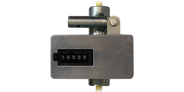 Duct Rod Counter