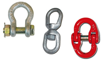 Shackles & Connectors